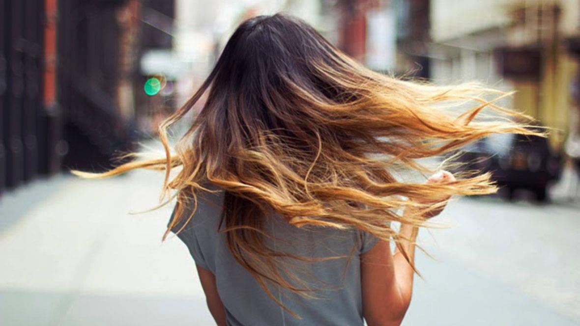 Stil păr ombre – pas cu pas