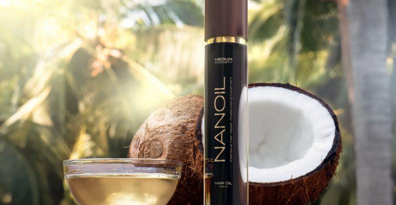 ulei bogat în substanțe Nanoil